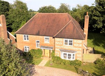 Thumbnail 6 bed detached house for sale in Barley Fields, Baydon, Marlborough, Wiltshire