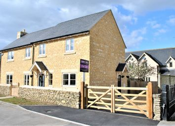 Thumbnail 4 bed detached house for sale in Chestnut Road, Sutton Benger
