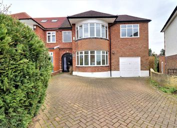 Norrys Close, Cockfosters, Barnet EN4. 4 bed semi-detached house for sale