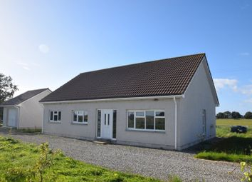 Thumbnail 3 bedroom detached bungalow for sale in Arabella, Tain