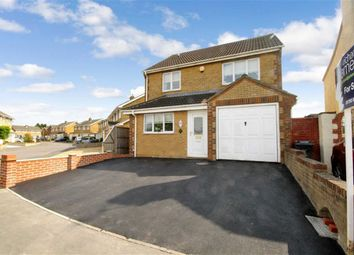 Thumbnail 4 bedroom detached house for sale in John Herring Crescent, Stratton, Wiltshire