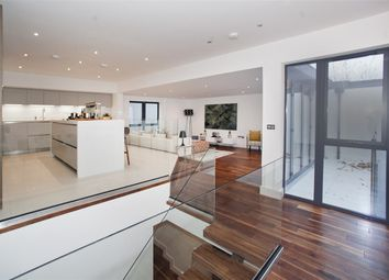 Thumbnail 5 bed mews house for sale in Townhouse Mews, London