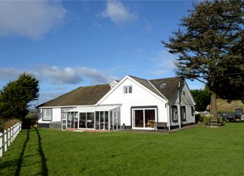 Thumbnail 6 bed detached bungalow for sale in Keepers Cottage, Laugharne, Carmarthen, Carmarthenshire