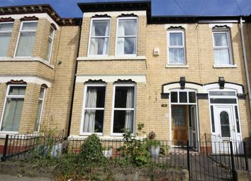 Thumbnail 4 bed terraced house to rent in Hamlyn Avenue, Anlaby High Road, Hull