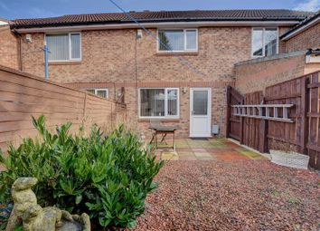 Thumbnail 2 bed terraced house for sale in Drake Close, Whitby