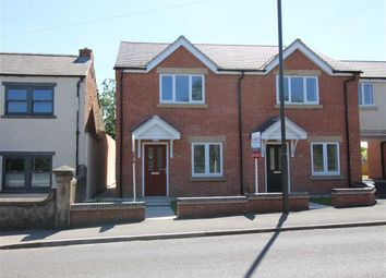 Thumbnail 2 bed town house for sale in Codnor Gate, Codnor, Ripley