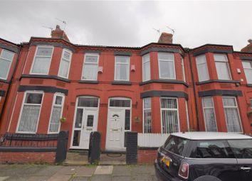 Thumbnail 3 bed terraced house for sale in Kipling Avenue, Rock Ferry, Birkenhead