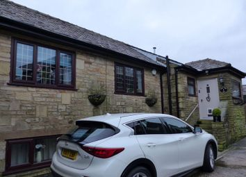 Thumbnail 2 bed cottage for sale in Manor House Farm, Higher Ogden, Newhey