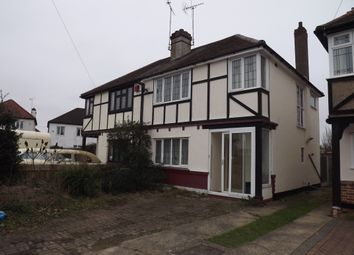 Thumbnail 3 bedroom semi-detached house to rent in Beechmont Gardens, Southend