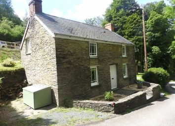 Thumbnail 2 bed detached house for sale in Cwmorgan, Newcastle Emlyn