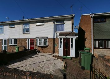 Thumbnail 3 bed semi-detached house for sale in Johnson Road, Wednesday, West Midlands