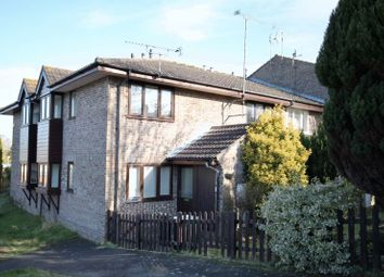 Thumbnail 1 bed terraced house for sale in Alfred Road, Dorchester