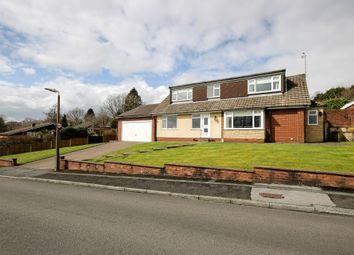 Thumbnail 4 bedroom bungalow for sale in Woodland View, Bromley Cross, Bolton