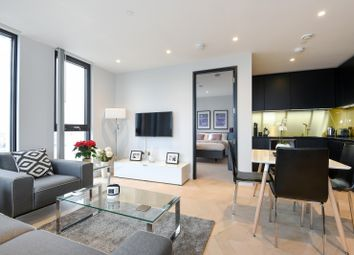 Thumbnail 2 bed flat to rent in The Waterman, Tidemill Square, Lower Riverside, Greenwich Peninsula