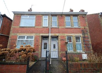 Thumbnail 3 bed semi-detached house to rent in Downhayes Road, Trowbridge, Trowbridge, Wiltshire