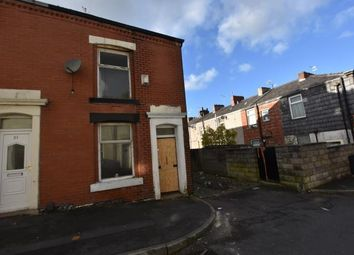 Thumbnail 2 bed end terrace house for sale in Angela St, Mill Hill, Blackburn, Lancashire