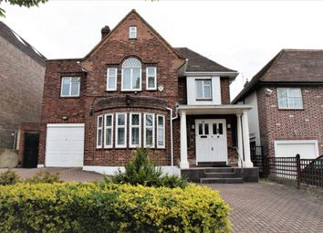 Thumbnail 4 bed detached house for sale in Chessington Avenue, Finchley