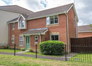 Thumbnail 3 bed end terrace house for sale in Jessica Crescent, Totton, Southampton