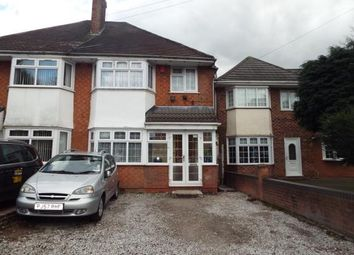 Thumbnail 4 bed semi-detached house for sale in Gilbertstone Avenue, South Yardley, Birmingham