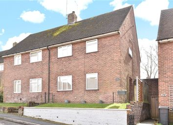 Thumbnail 3 bed semi-detached house for sale in Fivefields Road, Winchester, Hampshire