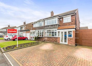 Thumbnail 3 bedroom semi-detached house for sale in Haden Road, Tipton