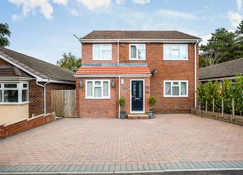 Thumbnail 4 bed detached house for sale in Spruce Avenue, Waterlooville
