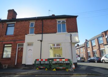 Thumbnail 3 bed end terrace house for sale in Hazelwood Road, Nottingham