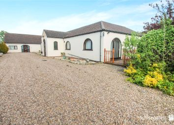 Thumbnail 5 bed equestrian property for sale in Shore Road, Garthorpe, Lincolnshire
