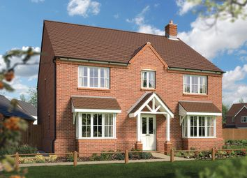 "Thumbnail 5 bedroom detached house for sale in ""The Winchester"" at Stafford Road, Eccleshall, Stafford"