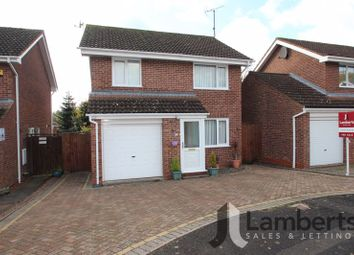 Thumbnail 3 bed detached house for sale in Boultons Lane, Crabbs Cross, Redditch