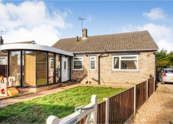 Thumbnail 2 bed detached bungalow for sale in Lime Tree Avenue, Metheringham
