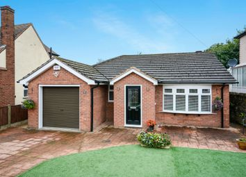 Thumbnail 3 bedroom detached bungalow for sale in Westbrook Drive, Chesterfield