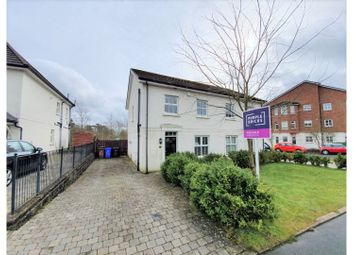 3 bed semi-detached house for sale in Mill Valley Drive, Belfast BT14