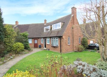 Thumbnail 3 bed semi-detached house for sale in South Close, St. Albans, Hertfordshire