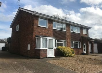 Thumbnail 3 bed semi-detached house to rent in Annes Close, South Wootton, King's Lynn