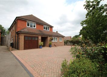 Thumbnail 4 bed detached house for sale in Decoy Drive, Eastbourne, East Sussex