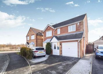 Thumbnail 4 bed detached house for sale in Hemble Way, Kingswood, Hull