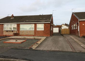Thumbnail 1 bedroom semi-detached bungalow for sale in Gleneagles Crescent, Birches Head, Stoke On Trent