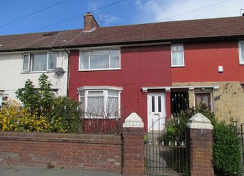 Thumbnail 3 bedroom terraced house to rent in Branstree Avenue, Norris Green, Liverpool