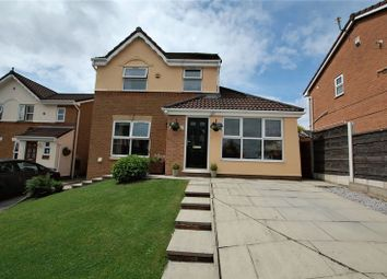Thumbnail 3 bedroom detached house for sale in Chestnut Fold, Radcliffe, Manchester