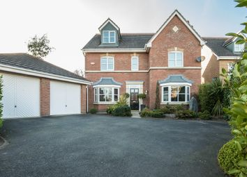 Thumbnail 5 bed detached house to rent in Delph Drive, Burscough, Ormskirk
