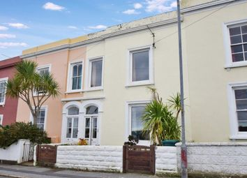 Thumbnail 1 bed flat to rent in Harbour Terrace, Falmouth