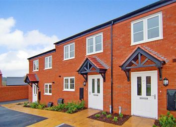 Thumbnail 2 bed terraced house for sale in Loachbrook Farm Way, Congleton