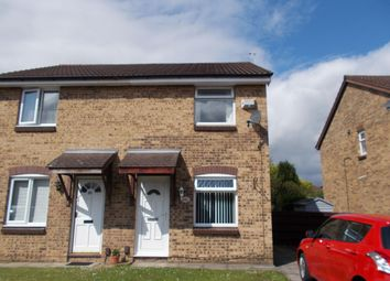 Thumbnail 2 bed semi-detached house to rent in Heworth Drive, Norton, Stockton-On-Tees