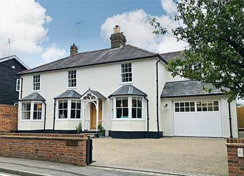 Thumbnail 4 bed detached house for sale in Dunmow Road, Hatfield Broad Oak, Bishop's Stortford, Herts