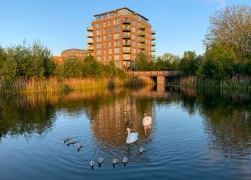 Thumbnail 1 bed flat for sale in Grayston House, Astell Road, London