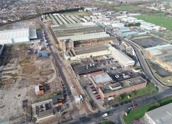 Thumbnail Industrial for sale in Ideal Standard Site, National Avenue, Hull