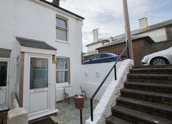 Thumbnail 2 bed end terrace house for sale in North Barrack Road, Walmer