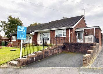 Thumbnail 2 bed semi-detached house for sale in Johnstone Close, Wrockwardine Wood, Telford, Shropshire