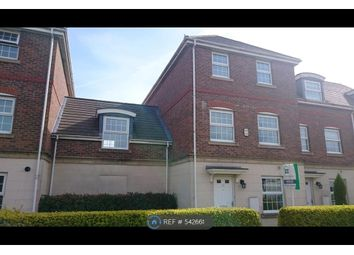 Thumbnail 4 bedroom terraced house to rent in Scholars Walk, Bexhill-On-Sea